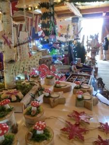 Weihnachtsmarkt Fischbau/Au
