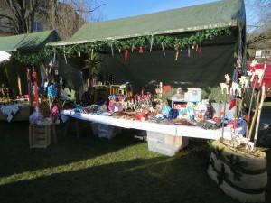 Weihnachtsmarkt Nußdorf
